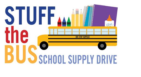 Image result for united way stuff the bus